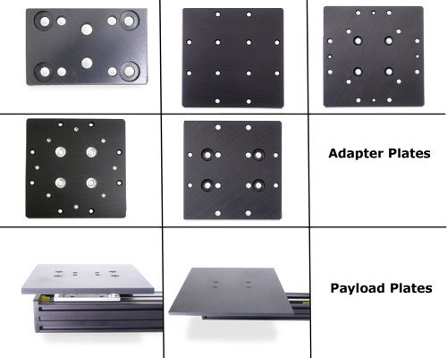 BiSlide Adapter Plates