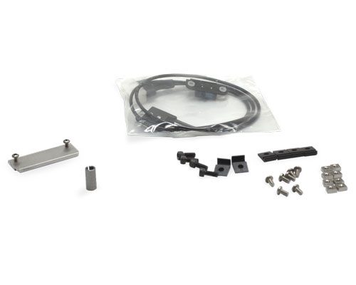Manual to motor conversion kit for BiSlides