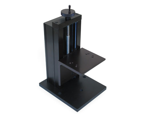 Black Elevating Table