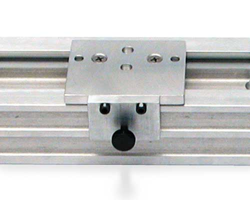 Travelling Slider Lock