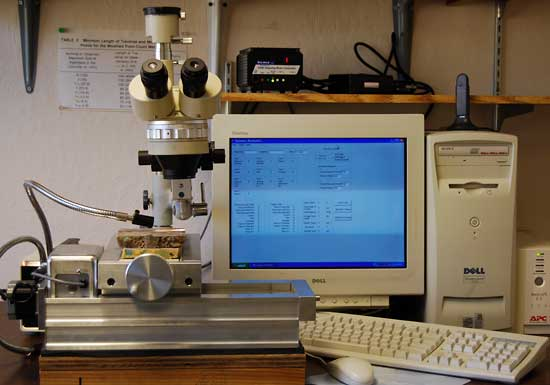 Petrography Lab with UniSlide System