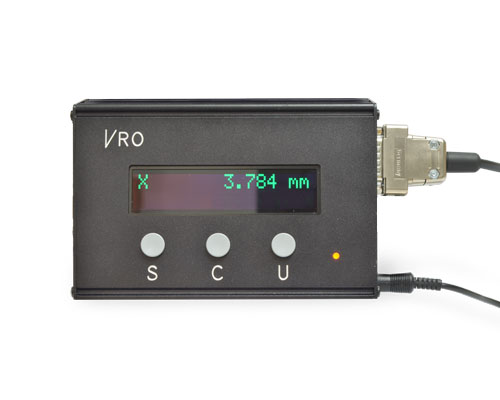 Single Axis VRO Readout