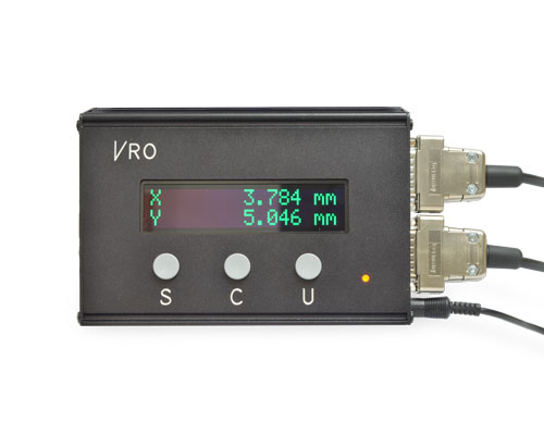 Two Axis VRO Readout
